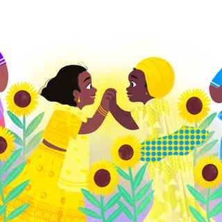 Children's Book Sample Illustration