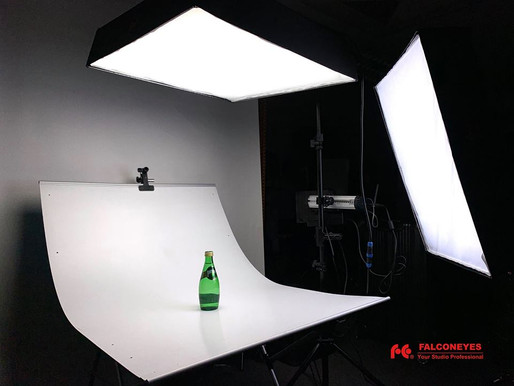 Products Photography with ROLL-FLEX