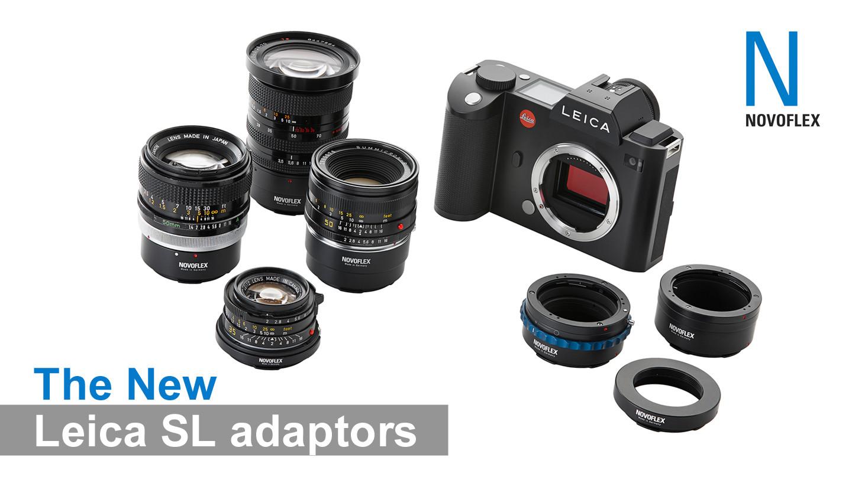 Leica T / Leica SL