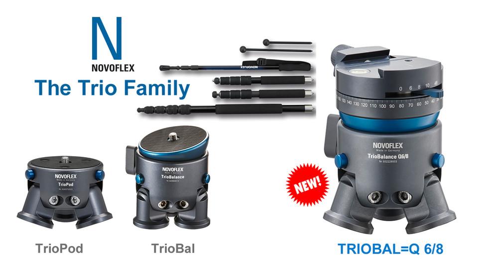 The TRIO Family