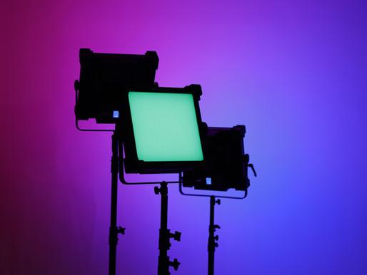 D-S711 II DeSal Lite APP 100W RGB+CCT LED Panel (HSI / Scene Effect / APP)
