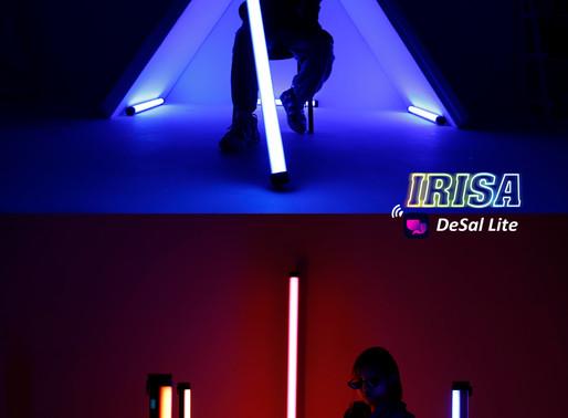 The New IRISA RGB Stick