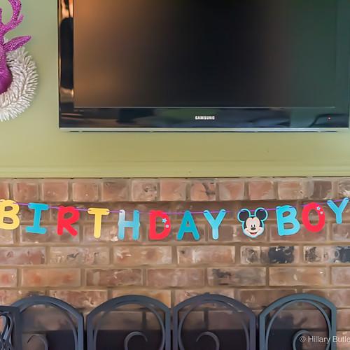 Harvey's 1st Birthday Party