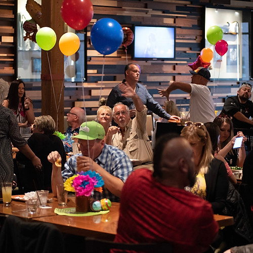 Bob & Kristie's Hard Rock Cafe Party