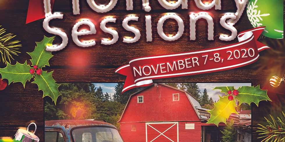 Holiday Sessions: Red Barn Bakery @ Lehman Farms