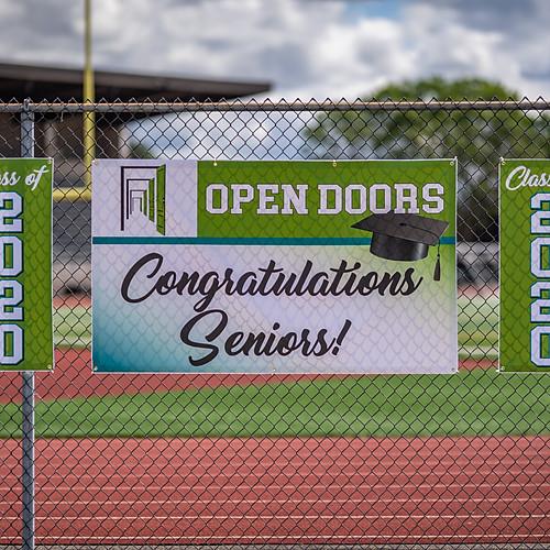 Open Doors Grad Class of 2020!