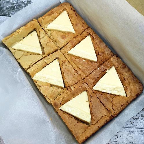 Toblerone White Blondies - Box of 6