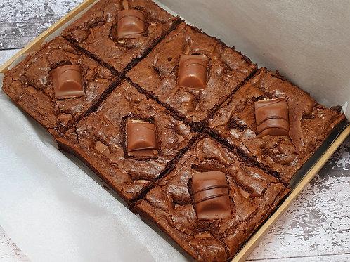 Kinder Brownies - Box of 6