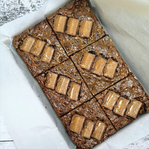 Mars Bar Brownies - Box of 6