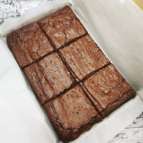 Classic Chocolate Brownies - Box of 6