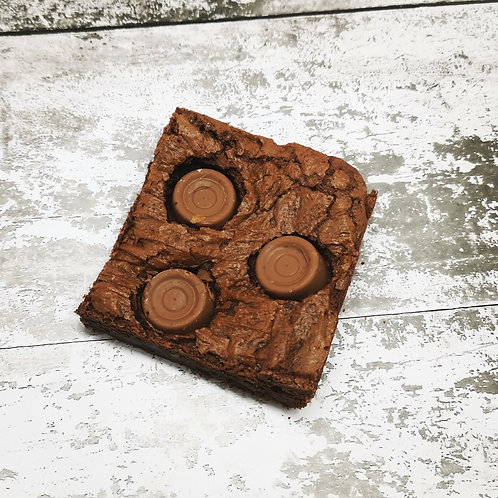 Rolo Brownies - Box of 6
