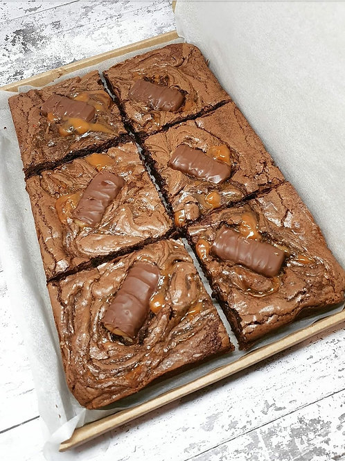 Twix Brownies - Box of 6