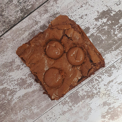 Aero Bubbles Brownie - Box of 6