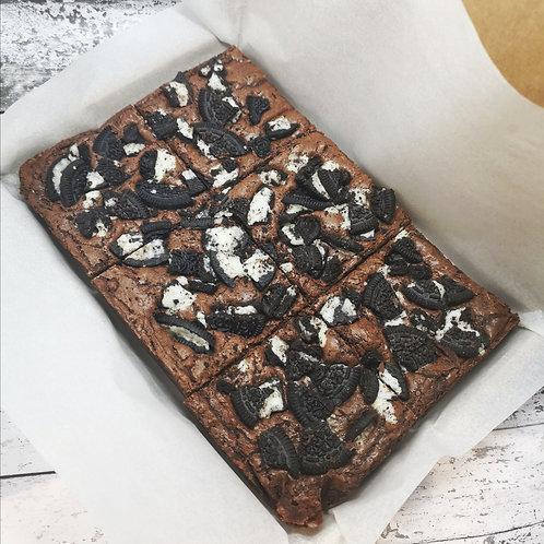 Oreo Brownies - Box of 6
