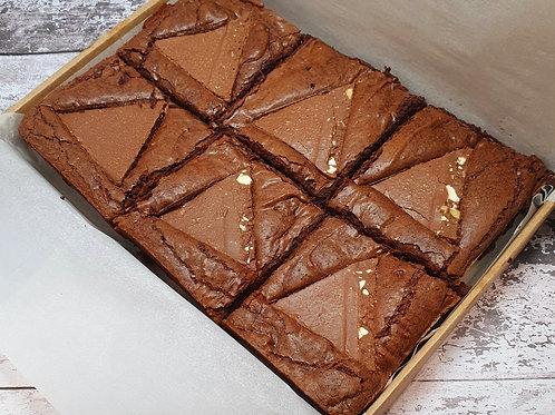 Toblerone Brownies - Box of 6
