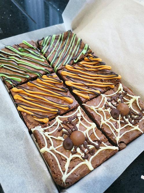 Trick or Treat Brownie Box