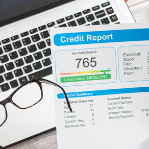 What is my Credit Report & Why is it important?
