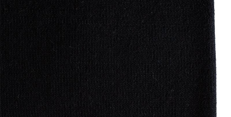 Foulard Cachemire Noir