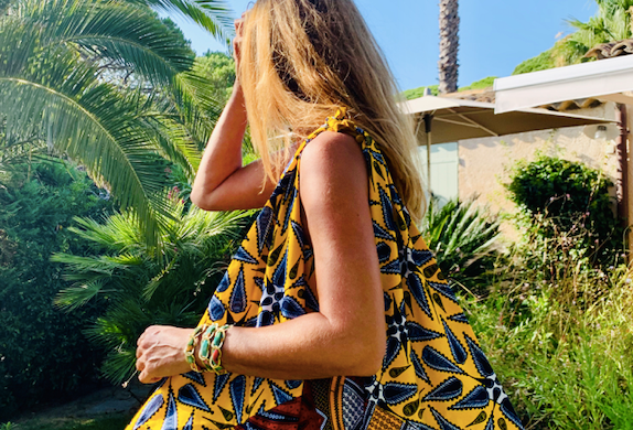 Le Beach Bear Bag WAX Mellow