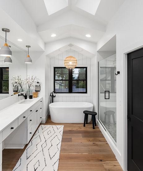 Bathroom Remodel | Bonn Group America Construction | Washington D.C