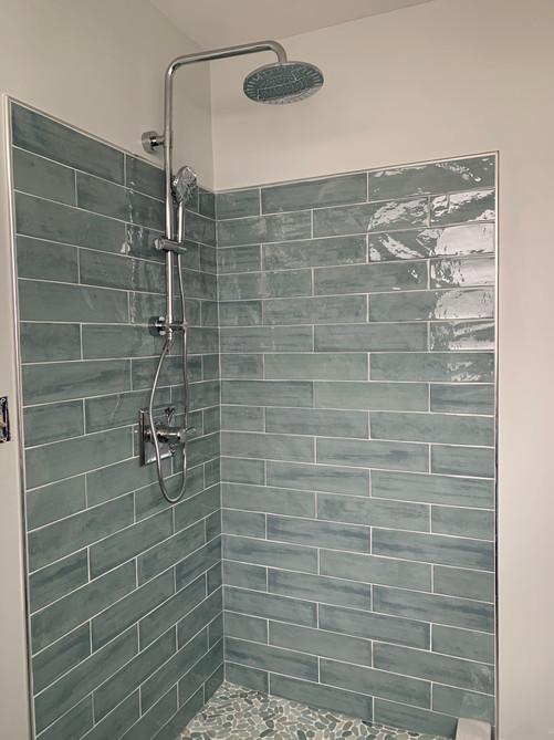 Bathroom Remodel by Bonn Group America Construction in Washington D.C