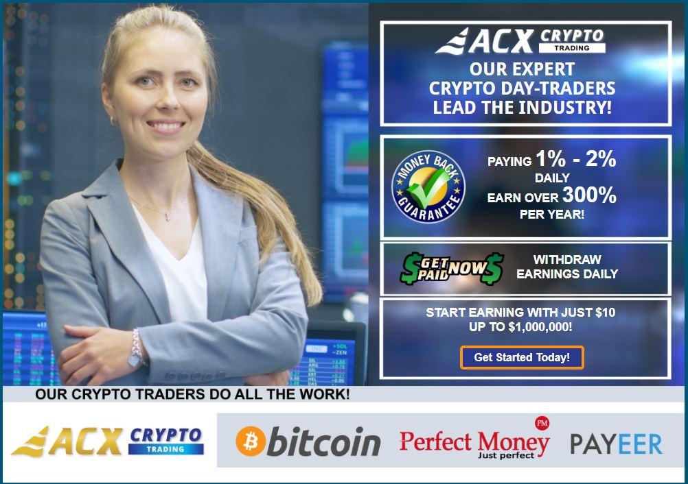 ACX Crypto