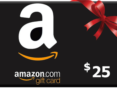 Amazon Gift Card Reward