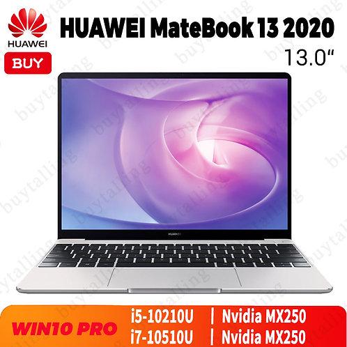 Original HUAWEI MateBook 13 2020 Laptop 13 Inch Intel Core I5-10210u