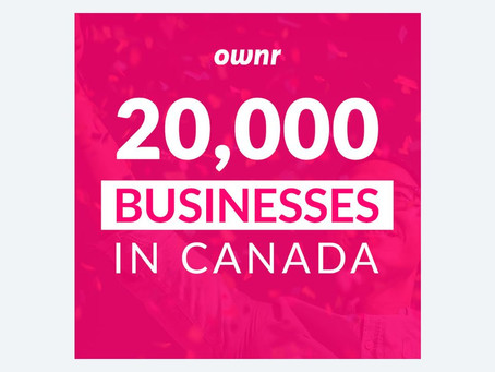 Canadian Business with Ownr
