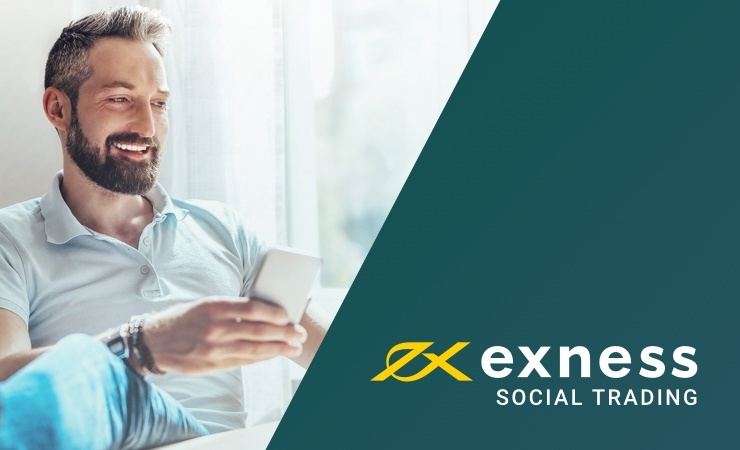 Exness - Social Trading