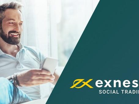 Exness - Social Investment & Trading Platform