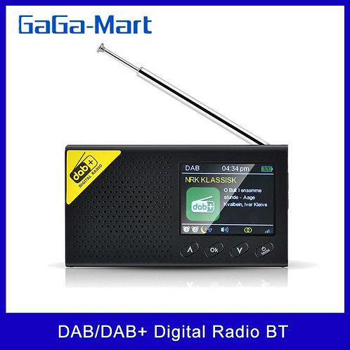 2.4 in LCD Display Screen DAB/DAB+ Digital Radio Broadcast FM Receiver