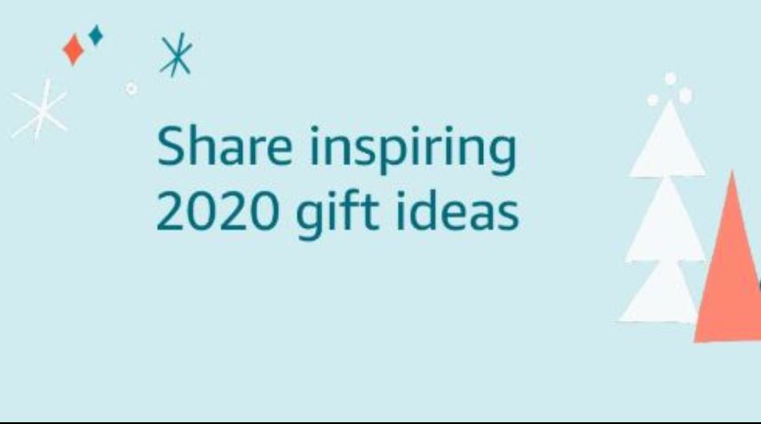 Amazon Gifts Ideas - 2020