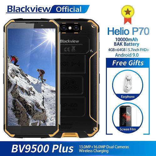Blackview BV9500 Plus Helio P70 Octa Core Smartphone 10000mAh IP68
