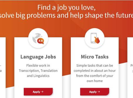 APPEN : ONLINE - FLEXIBLE & REMOTE JOBS