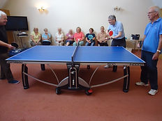 Activities - Table Tennis