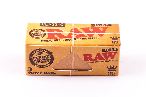 RAW ROLLS CLASSIC UNBLEACHED ENDLESSPAPER
