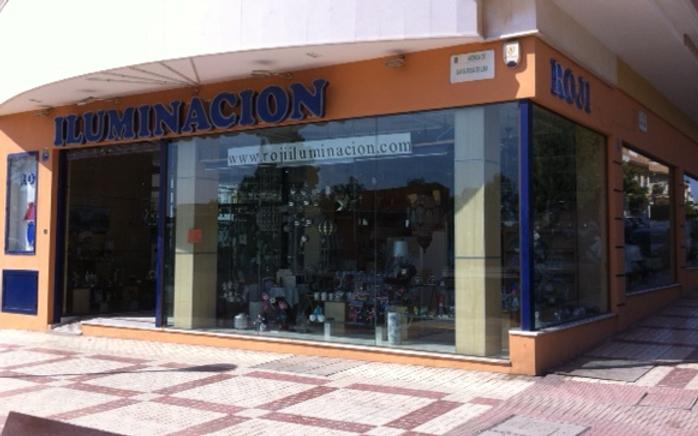 Iluminación Roji Lamparas Málaga