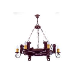 lampara teja cantina-5luces  72x56
