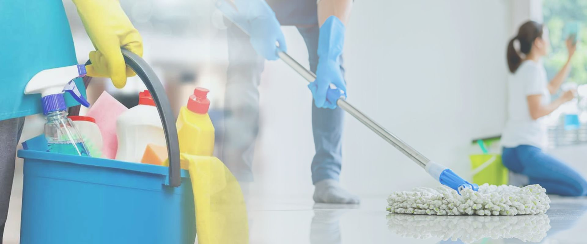 A2Z Cleaning deep house cleaning