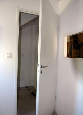 Portes intérieures SVEDEX avec encadrement