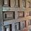 Thumbnail: Porte Ancienne en chêne avec cadre