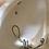 Thumbnail: Baignoire d'angle en fibre de verre ALLIA PARIS