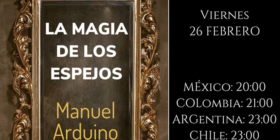 La Magia de los Espejos (presentación del libro)