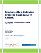 Implementing Statewide Transfer and Arti