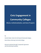 Civic Engagment in Community Colleges 20