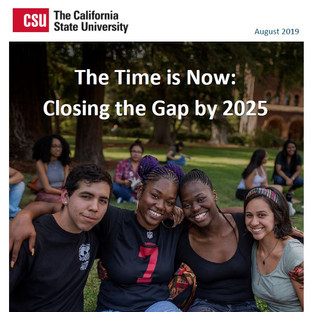California State University Equity Progress Summaries