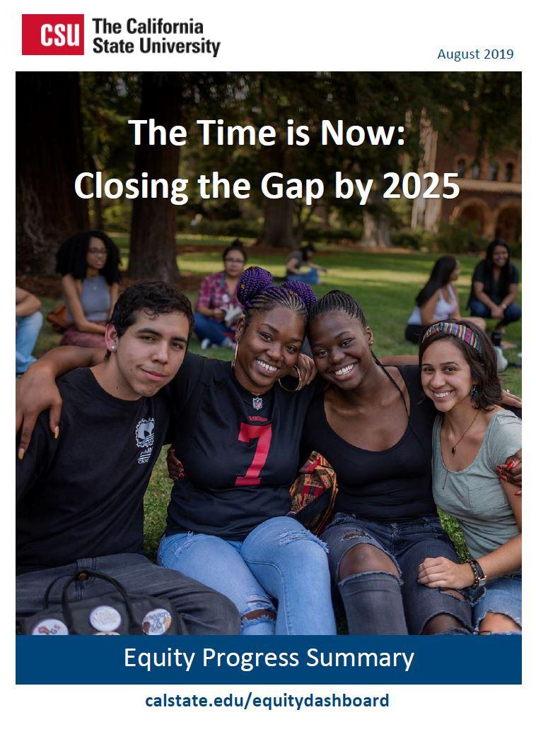 California State University Equity Progress Summaries