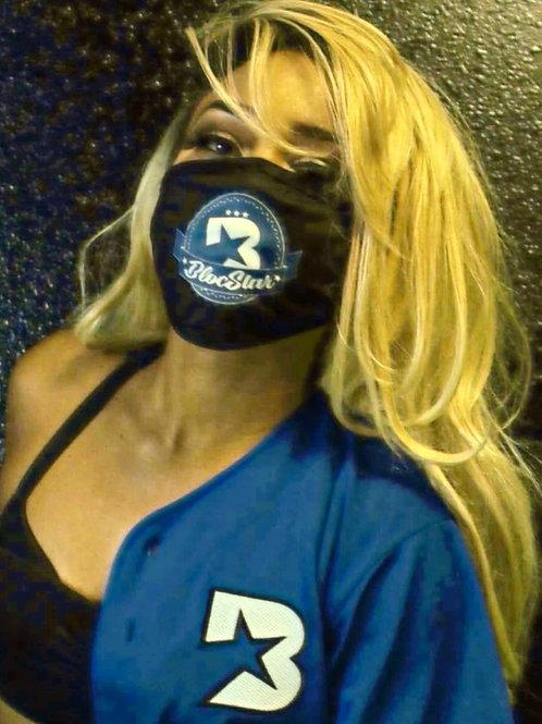 Bloc Star Ribbon mask