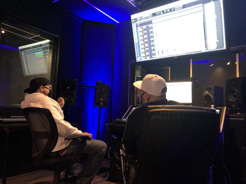 Studio Recording -  3 hours